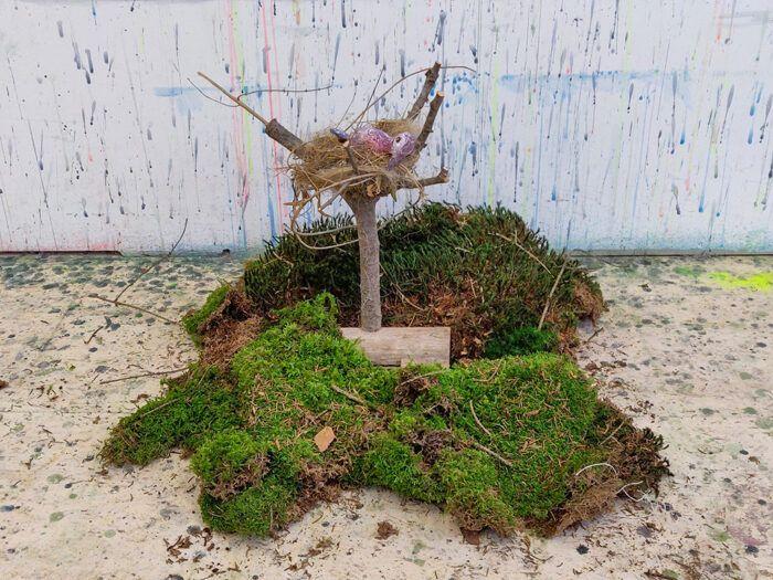 Ahoi Gruppe: Waldabenteuer - Fantasiehäuser