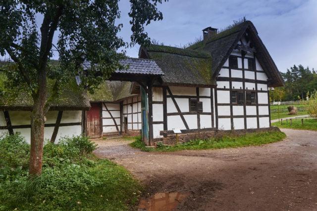 Freilichtmuseum Kommern Bogen