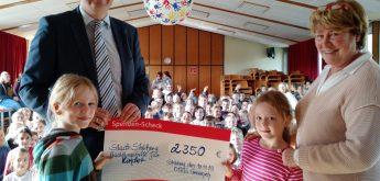 OGGS Gressenich spendet 2.350 Euro