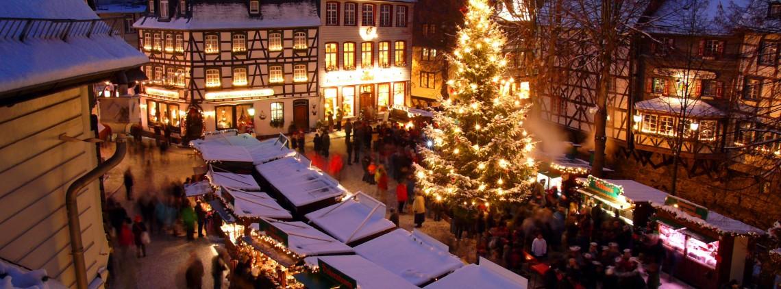 Weihnachtsmärkte in Aachen und Umgebung