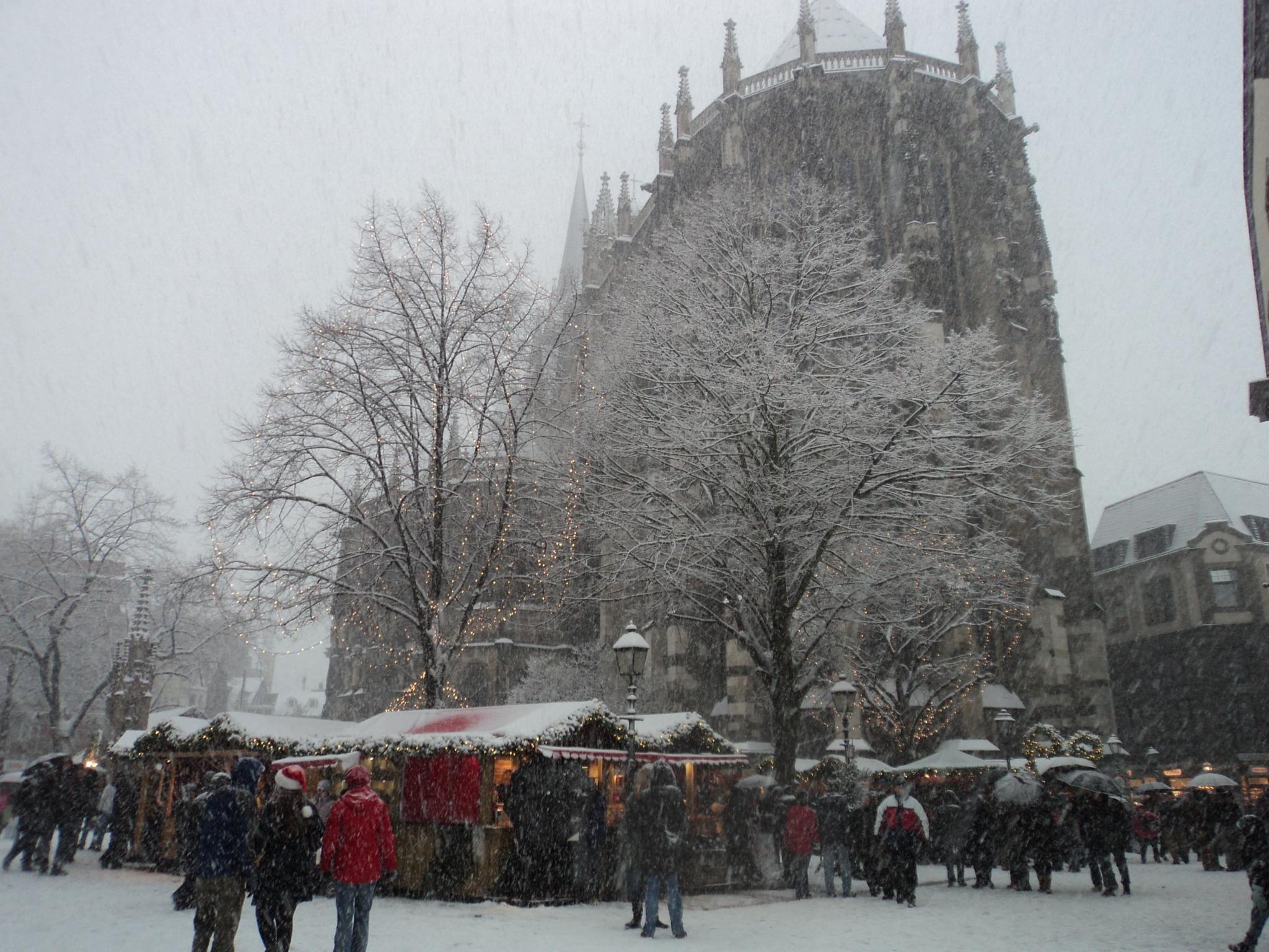 Weihnachtsmarkt Frankenberg.Aachener Weihnachtsmarkt Auf Platz 1 Aachenerkinder De
