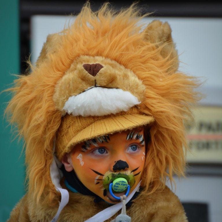 Kinderzug Kinderkarneval Karnevalszug