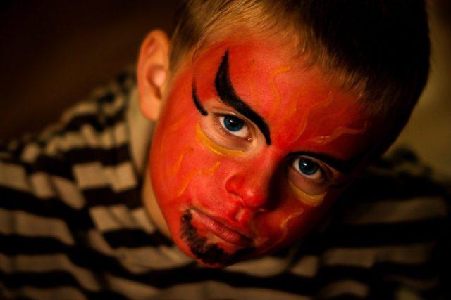 Karneval Karnevalsparty Kinderschminken