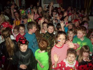 Kinderkarnevalsdisco