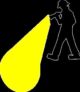 Taschenlampenführung