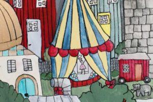 Zirkusgruppe