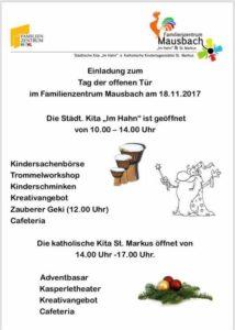 Familienzentrum Mausbach