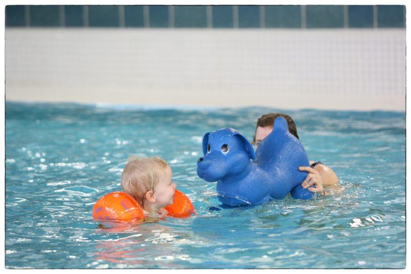 Herbstferien: Ferienspiele und Spielstunden in den städtischen Schwimmhallen