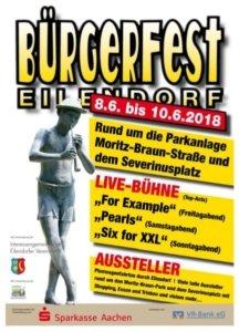 Bürgerfest Eilendorf