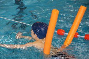 Anfängerschwimmkurse