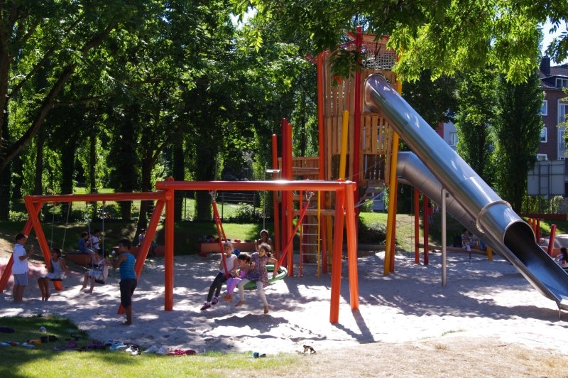 Spielplatz Talstraße Depot Kreativ-Safari Ferienworkshop