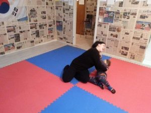 Kampfkunstkurs
