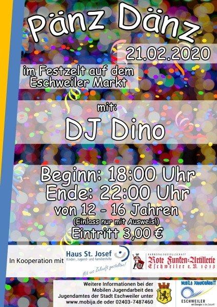 Pänz Dänz Eschweiler Karneval