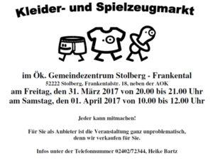 Spielzeugmarkt