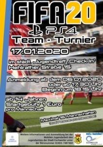 FIFA 20 playstation