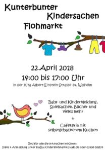 Kindersachen - Flohmarkt