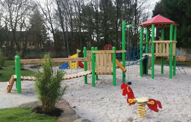 Spielplatz Spielplätze Kinder