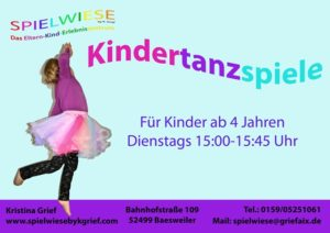 Kindertanzspiele