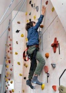 Klettern Euro Jugend