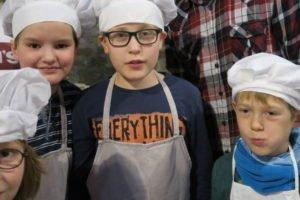 Kochgruppe Kochen Euro Jugend