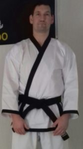 TaeKwon-Do-Training