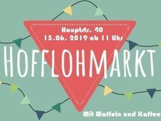 Hofflohmarkt