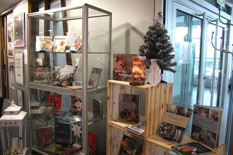 Stadtbücherei Alsdorf schließt über Weihnachten und Silvester