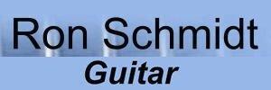 Ron Schmidt Guitar Gitarre In Via VHS