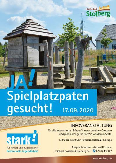 Spielplatzpate Stolberg
