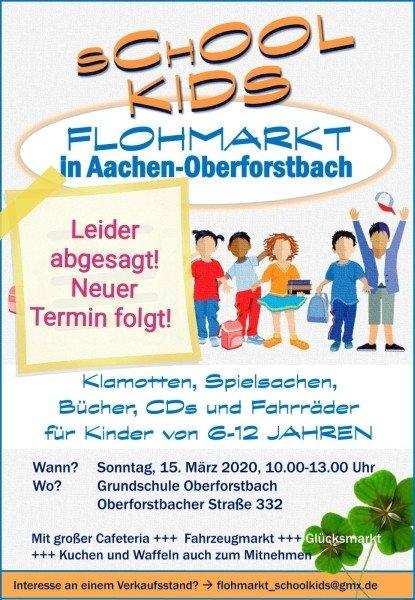Oberforstbach Flohmarkt GGS