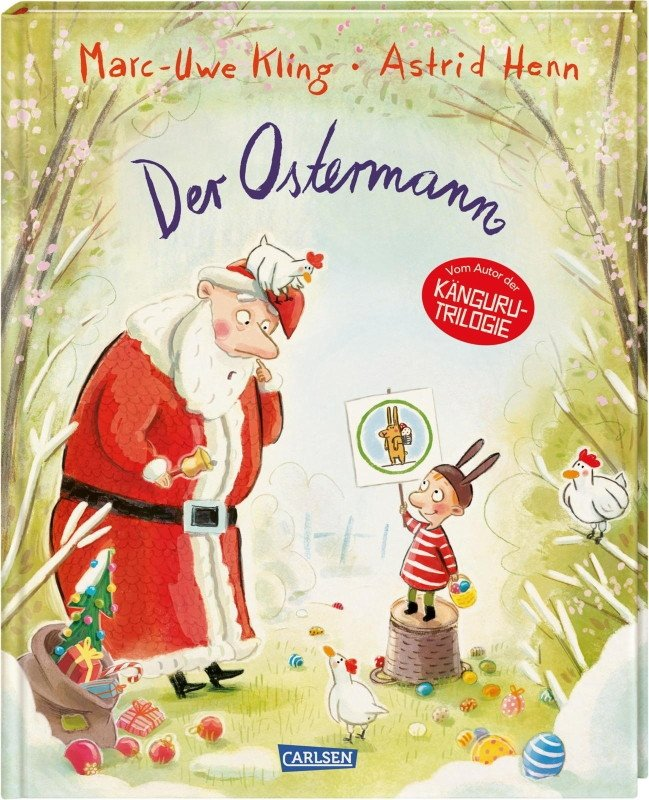 Ostermann Buchtipp Marc Uwe Kling Bilderbuch Astrid Henn