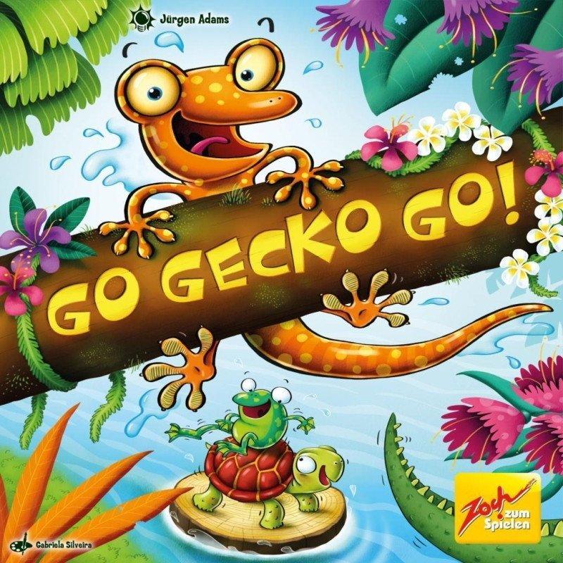 go Gecko go Spiel Spieltipp Kinderspiel