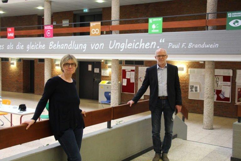 Schule Aachen Corona Abschlussklassen Schulöffnung