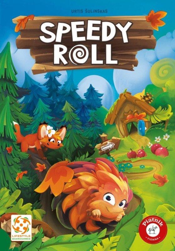 Speedy Roll Kinderspiel Spiel des Jahres