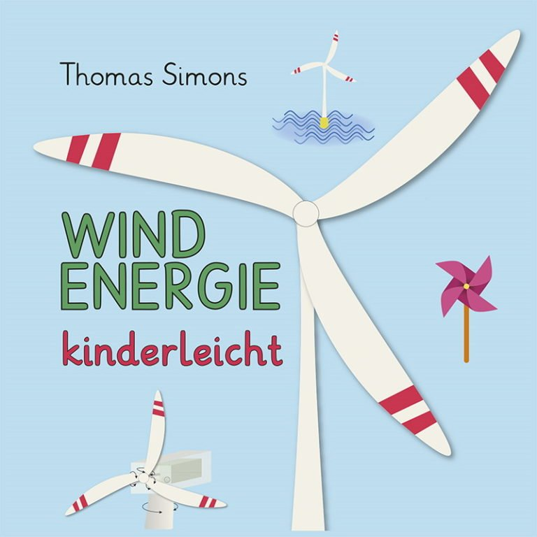 Windenergie Kinderbuch Thomas Simons
