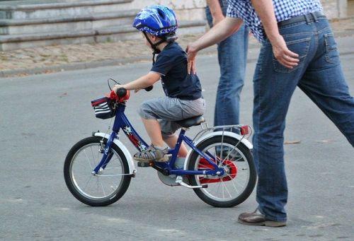 Radtouren mit Kindern Aachen