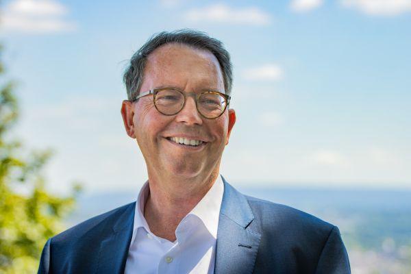 Oberbürgermeister Harald Baal Kandidat CDU Kommunalwahl 2020