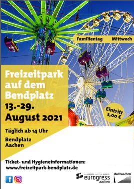 Freizeitpark auf dem Bendplatz (Oecher Bend)