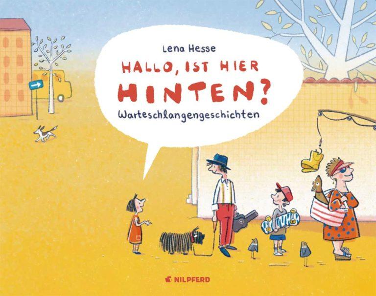 Warteschlangen Geschichten Kinderbuch