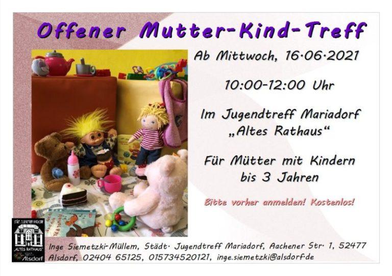 Mütter-Kind-Treff
