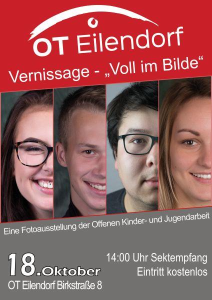 Vernissage OT Eilendorf Medienkompetenz