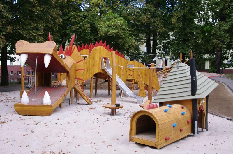 Spielplatz Sigmundstraße
