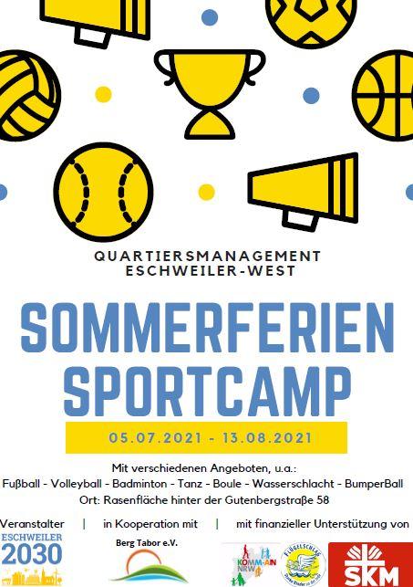 Sommerferiencamp Eschweiler