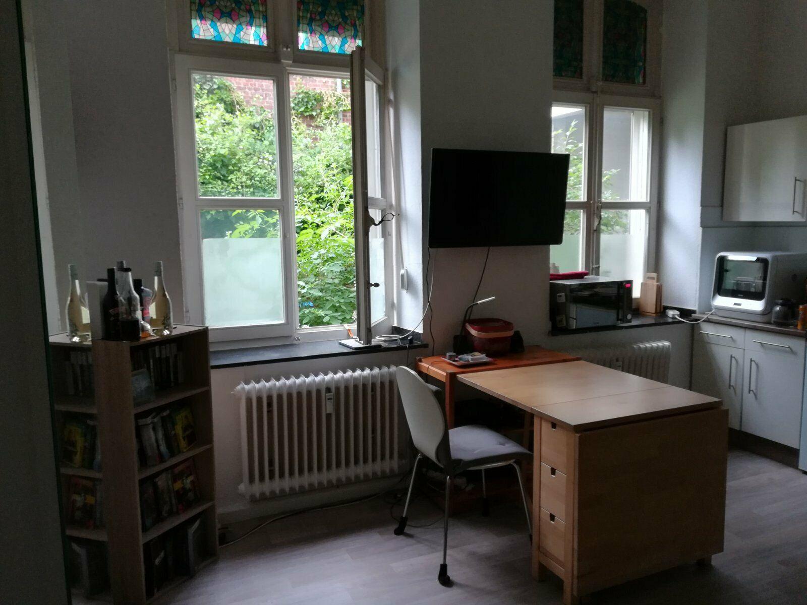 Altbauwohnung Frankenberger Viertel
