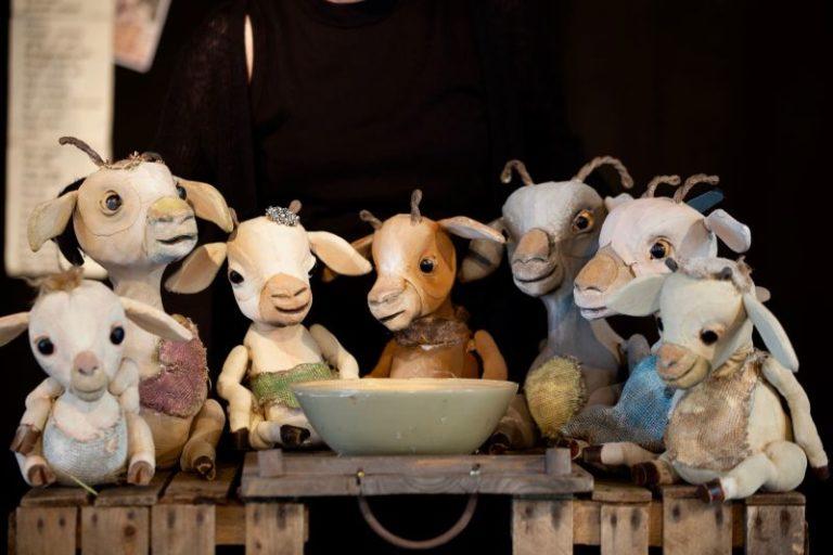 Sieben allein zuhaus, ein Stück erzaehlt von Petra Albersmann