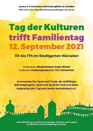 Familientag Städteregion Aachen 2021 (Würselen)