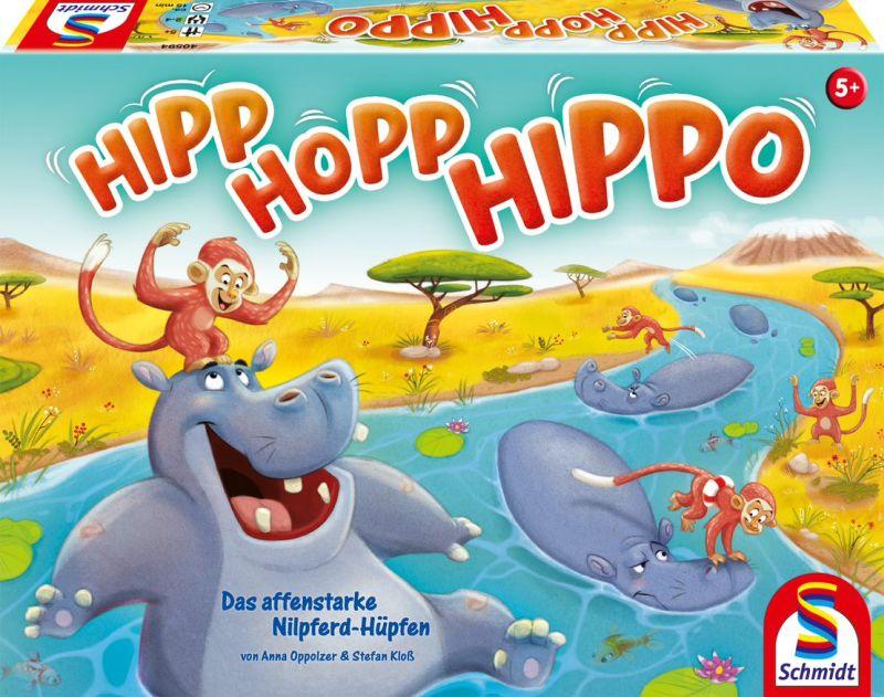 Hipp Hopp Hippo
