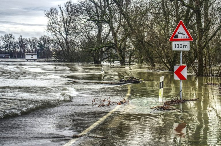 Hochwasserkatastrophe in der Städteregion Aachen