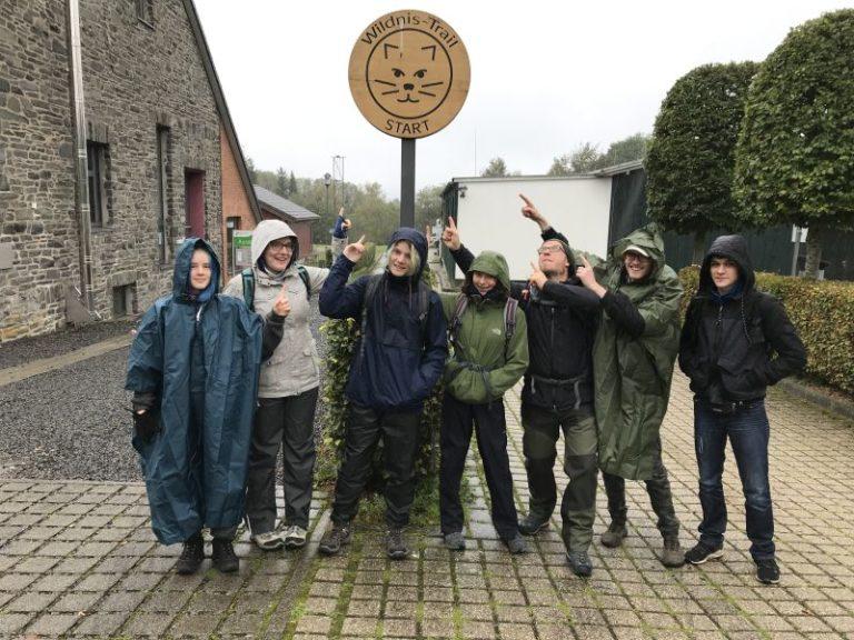 Trekkingtour für Jugendliche und junge Erwachsene in den Herbstferien