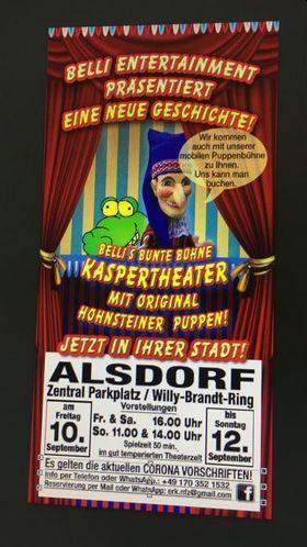 Kasperletheater in Alsdorf
